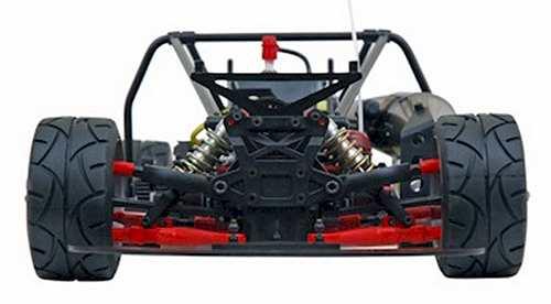 MCD 2009 Rally Chassis
