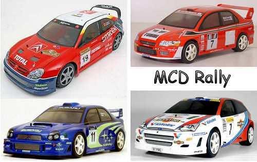 MCD 2009 Rally