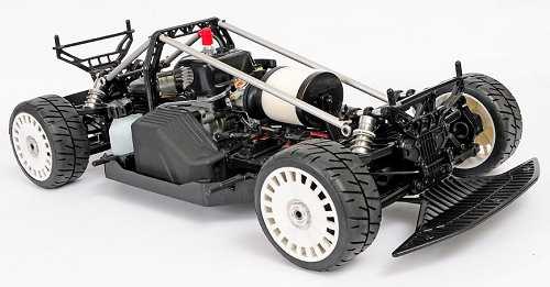 MCD Rally X4 Chassis