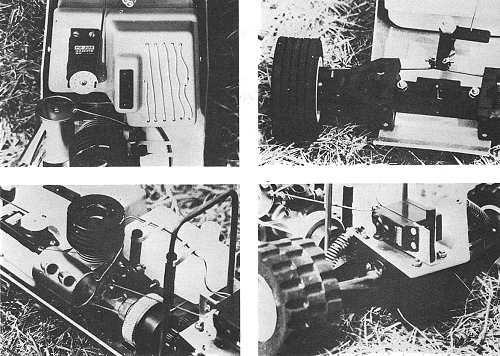Mardave Marauder Chassis