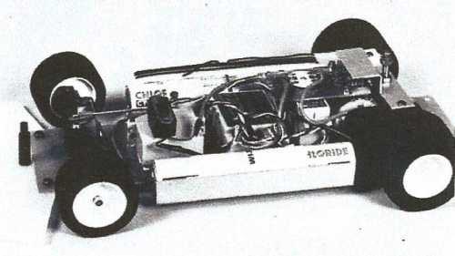 Mardave Mini Stock Chassis