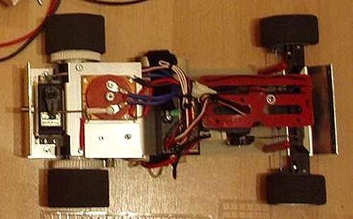 Mardave Mini Stock Mk2 Chassis