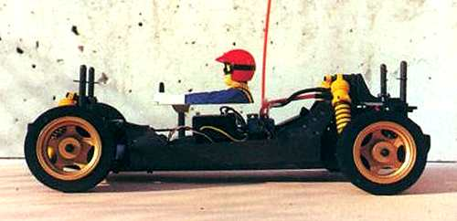 Marui Coors Melling Thunderbird Chassis