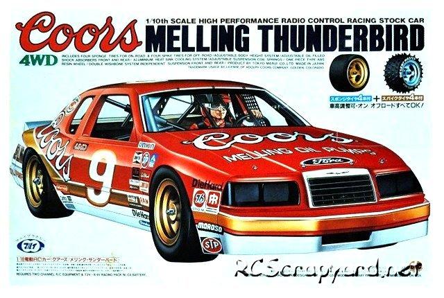 Marui Coors Melling Thunderbird - 1:10 Electric Touring Car