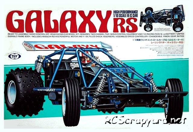 Marui Galaxy-RS - 1:10 Electric Buggy