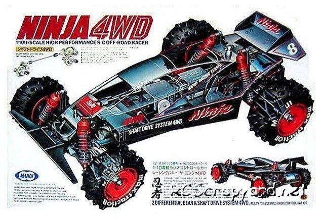 Marui Ninja 4WD - 1:10 Electric Buggy