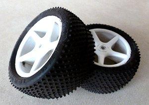 Micro Pin Tires