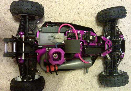 Mugen Athlete Chassis