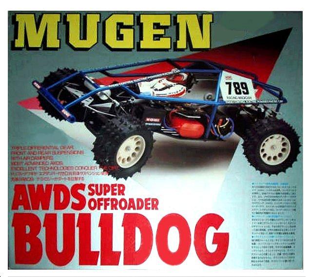 Mugen Bulldog AWDS - 1:10 Electric RC Buggy