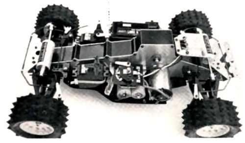 Mugen Bulldog AWDS Chassis