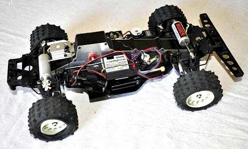Mugen Bulldog Ii Awds Radio Controlled Model Archive