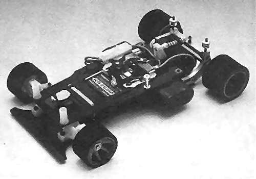 Mugen K2-X Cosmic Chassis