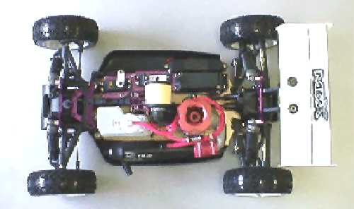 Mugen MBX-4 Chassis