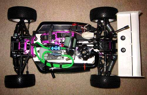 Mugen MBX4-XR Works Chassis