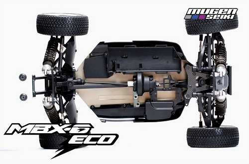 Mugen MBX6 Eco Chassis