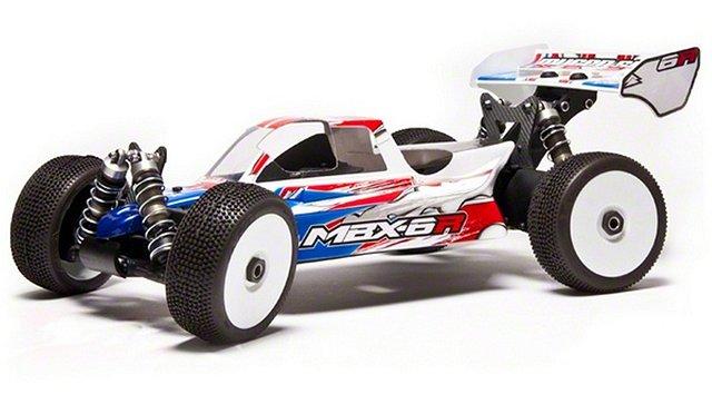 Mugen MBX6R US - 1:8 Nitro Buggy