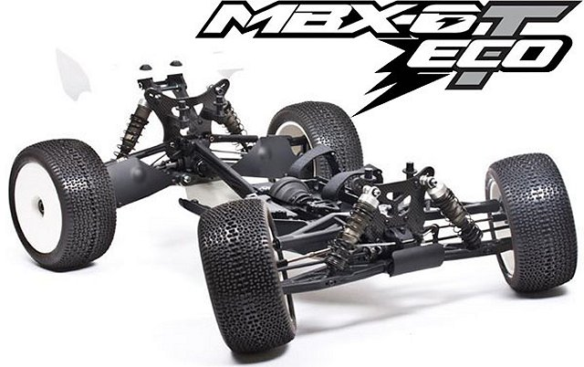 Mugen MBX-6T Eco - 1:8 Electric Truggy