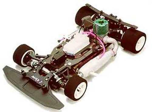 Mugen MRX2 Chassis