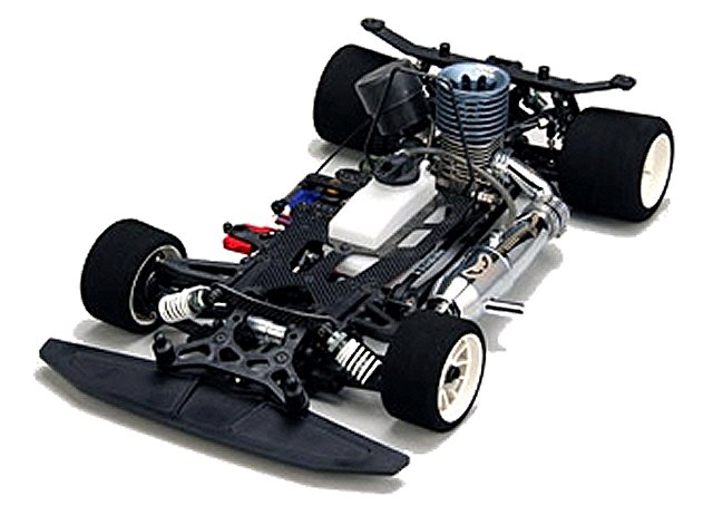 Mugen MRX4R - 1:8 Nitro RC Touring Car