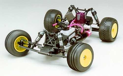 Mugen MST1 Chassis