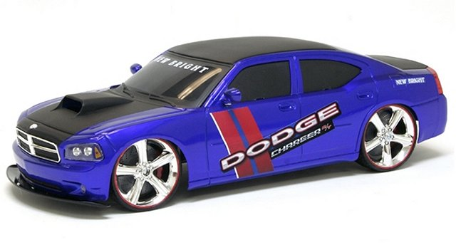 New-Bright Dodge Charger - 1:10 Electric Touring Car