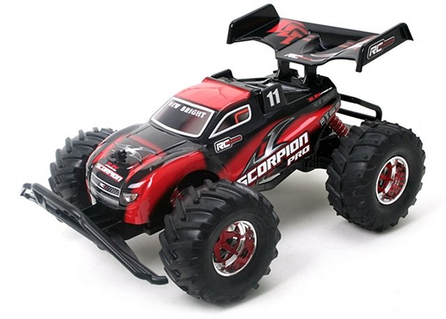 New-Bright Scorpion - 1:10 Electric Truggy