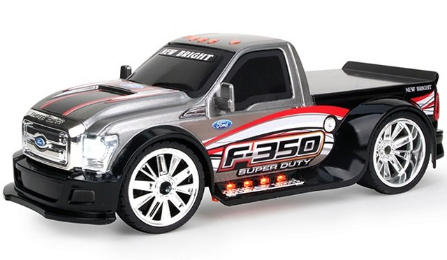 New Bright Ford F-350 - 1:16 Electric RC Truck