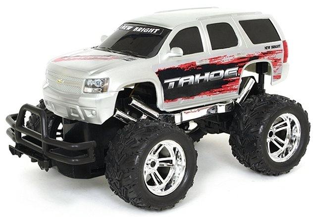 New-Bright Tahoe - 1:16 Electric Monster Truck