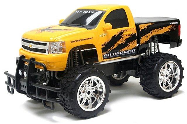 New-Bright Silverado - 1:8 Electric Monster Truck