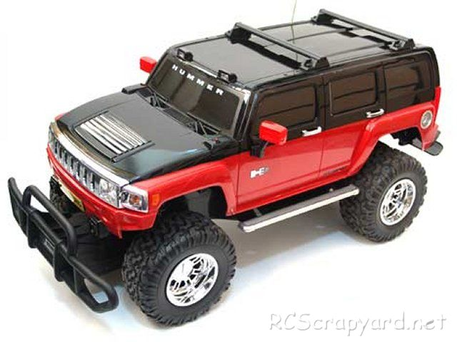New-Bright Hummer H3 1/6