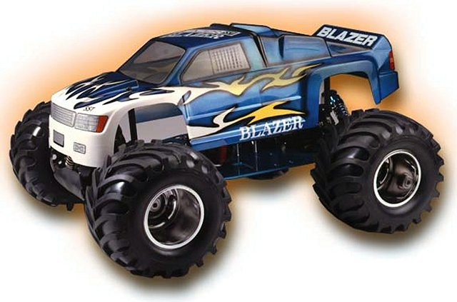 Ofna Monster-Blazer - 1:8 Nitro Monster Truck