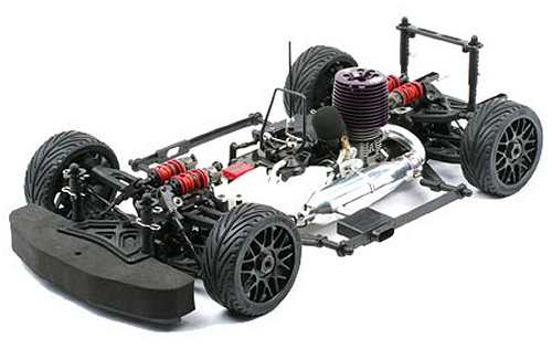 Ofna DM-One Pro Touring Chassis
