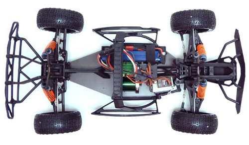 Ofna Hyper-10sc Chassis