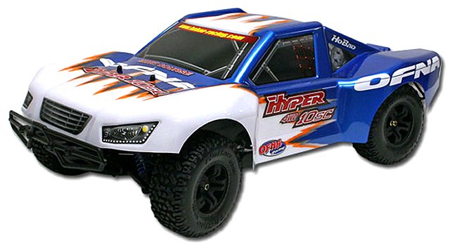 Ofna Hyper-10sc 1:10 Nitro Short Course Truck