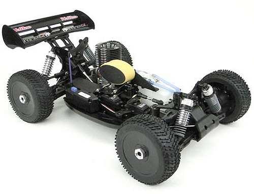 Ofna Hyper 7 TQ Sport Black Edition Chassis