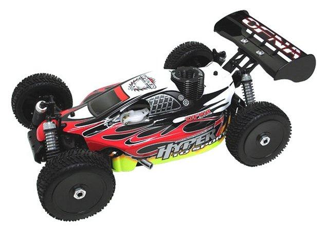 Ofna Hyper 7 TQ Sport - 1:8 Nitro Buggy