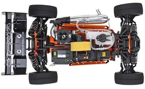 Ofna Hyper SS Cage Buggy Chassis