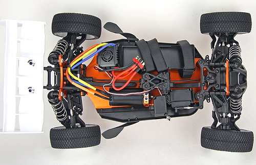 Ofna Hyper SSe Buggy Chassis