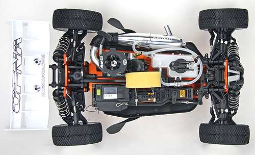 Ofna Hyper SS Buggy Chassis