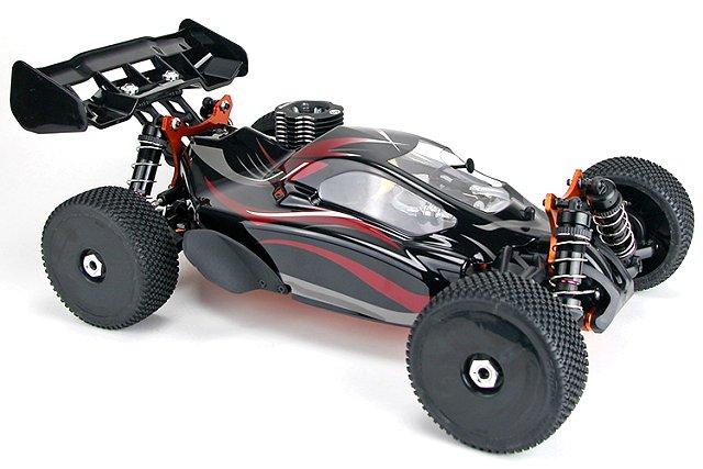 Ofna Hyper SS - 1:8 Nitro Buggy