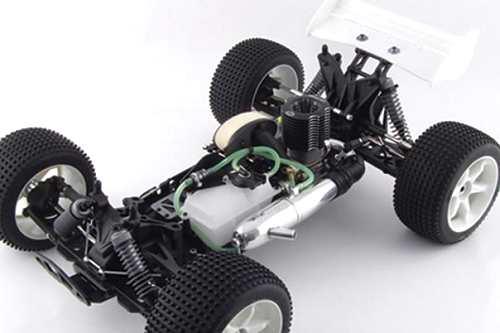 Ofna Hyper ST Truggy Chassis