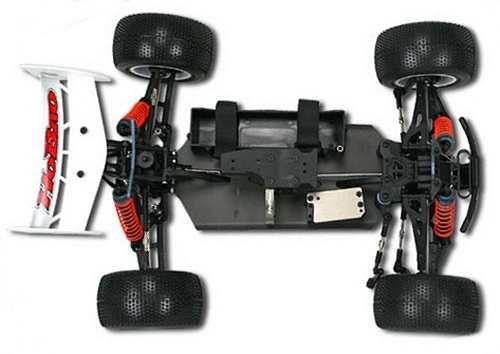 Ofna Hyper 10 TT Truggy Chassis