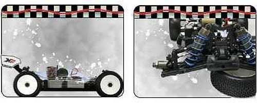 Ofna Jammin X2 Buggy - # 34958 • (Radio Controlled Model