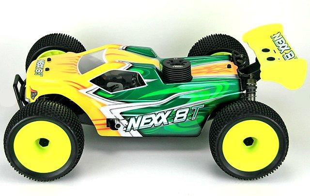 Ofna Nexx 8T - 1:8 Nitro Truggy