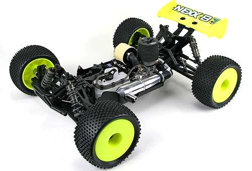 Ofna Nexx8T Truggy Chassis