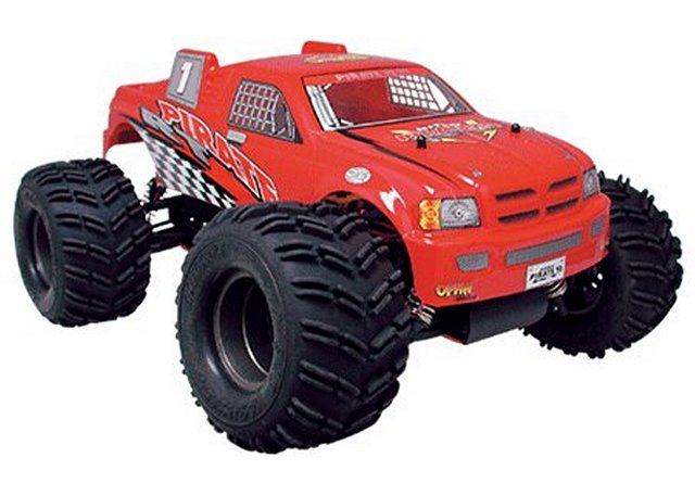 Ofna Pirate 10 - 1:10 Nitro Monster Truck
