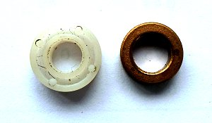 Plastic and Sintered Brass Bearings