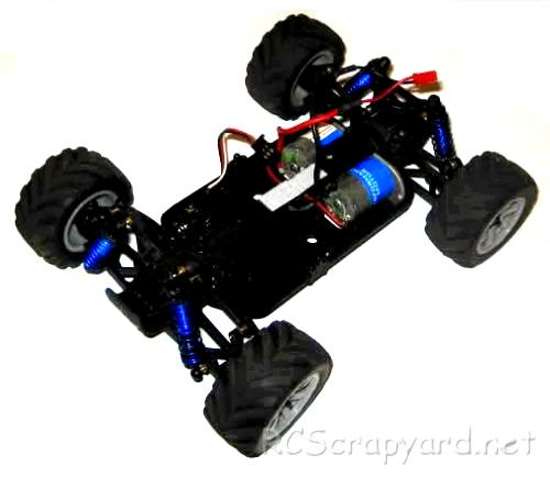 Pro-Pulse T100 Chassis