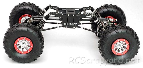 RC4WD Bully MOA Comp Crawler