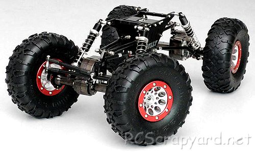 RC4WD Bully MOA Comp Crawler Chassis